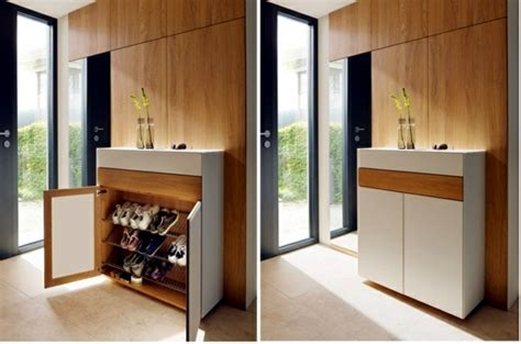 corridor storage corridor modern design offering wood furniture storage