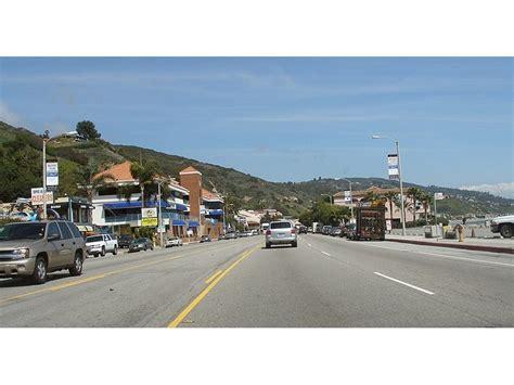 Pch Traffic - construction work snarls pch traffic between santa monica malibu