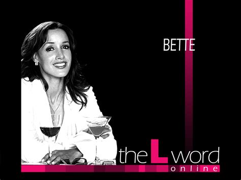 bette from the l word the l word wallpapers