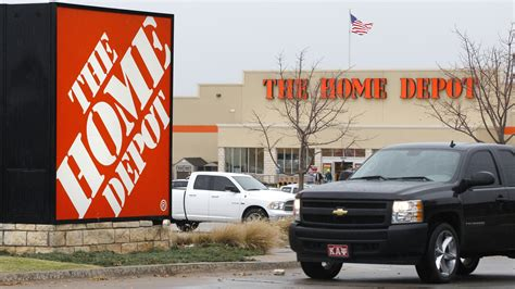 home depot billings on two cabooses moved from