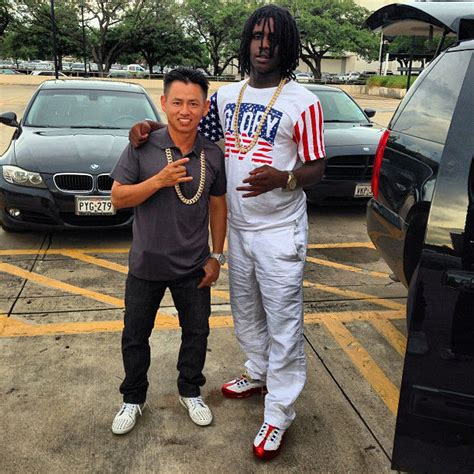Balenciaga S Bred God Version 1 1 is chief keef really 6 ft pic of him towering a