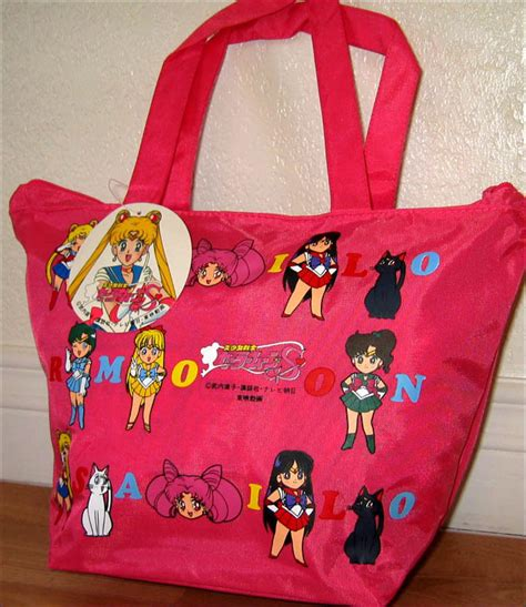 Sling Bag Tote Bag Venus s sailormoon sling purse bag tote sailor moon pink discontinued ebay