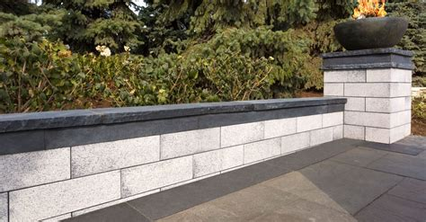 Uniblock Wall 5 Wall Blocks For Stunning Vertical Landscape Elements And