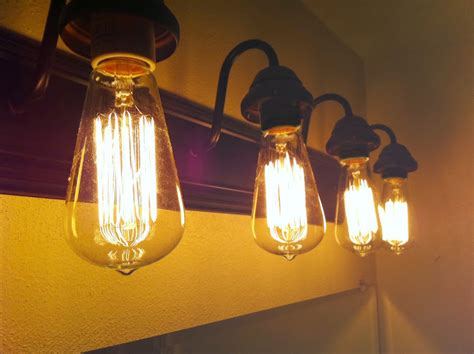 vintage style bathroom light fixtures antique and vintage bronze 4 bulb style industrial wall