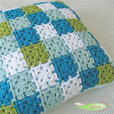 crochet pattern join elisa design love the colors pattern for join as you go
