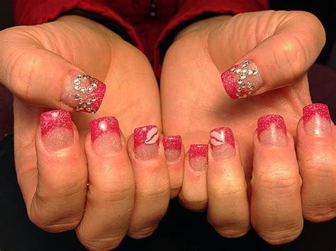 acrylic nails for valentines 30 lovely nail ideas for this