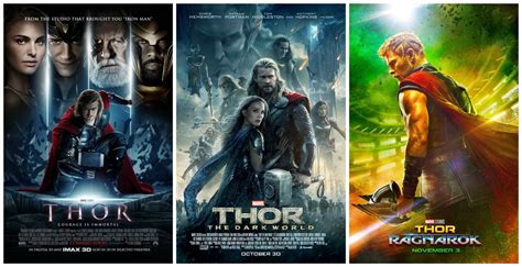 thor film poster writing for designers marvel you could have done better