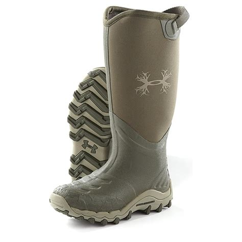 s armour 174 waterproof rubber neoprene boots