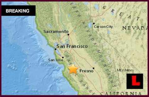 earthquake near me today california earthquake 2015 today strikes near salinas