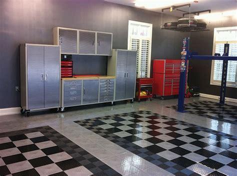 Garage Floor Tiles   Garage Flooring   Race Deck Tuff