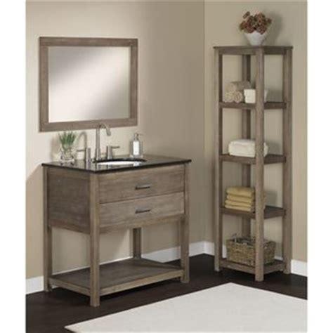 best deals on bathroom vanities elements 36 inch granite top single sink bathroom vanity