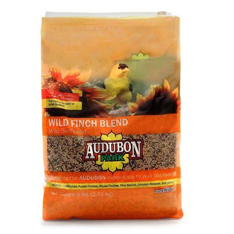 audubon park hummingbird food rating audubon park 6 lb finch blend bird food 12183 the home depot