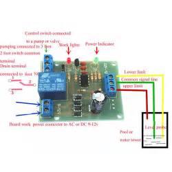 liquid level controller sensor module water level