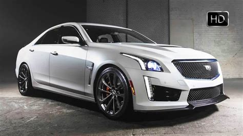 Cadillac Cts V Interior by 2016 Cadillac Cts V Sedan Design Exterior