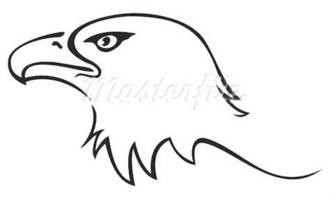 Black Hawk Outline by Hawk Clipart Outline Pencil And In Color Hawk Clipart Outline