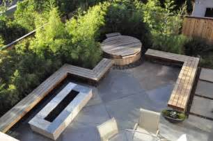 22 outdoor living spaces with tubs and beautiful