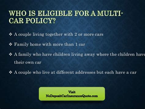 Compare Multi Car Insurance by Cheapest Car Insurance Quotes At Lowest Rates