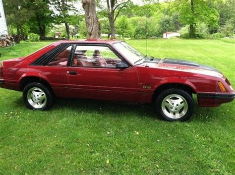 car owners manuals for sale 1983 ford mustang free book repair manuals find used 1983 ford mustang gt hatchback 2 door 5 0l in portland connecticut united states