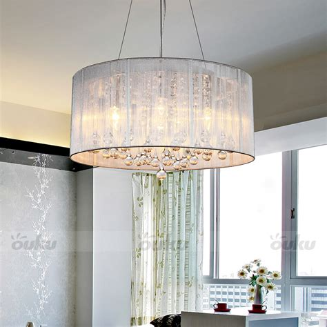 drum modern fixture ceiling light lighting