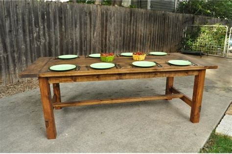 handmade dining table traditional dining