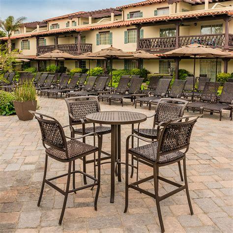 woven patio furniture palladian woven woven patio furniture tropitone