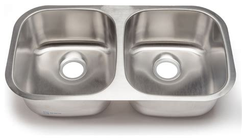 Clark Kitchen Sinks Stainless Steel Clark Bowl Kitchen Sink Stainless Steel Traditional Kitchen Sinks By Your Sink