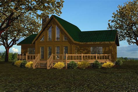 blue ridge battle creek log homes