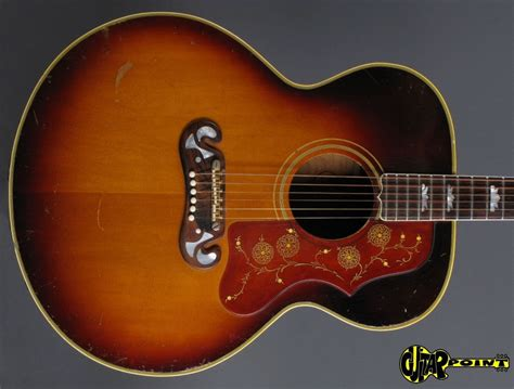 1963 Gibson J-200 - Sunburst -Vi63Gi_JumboJ200SB62841 J 200
