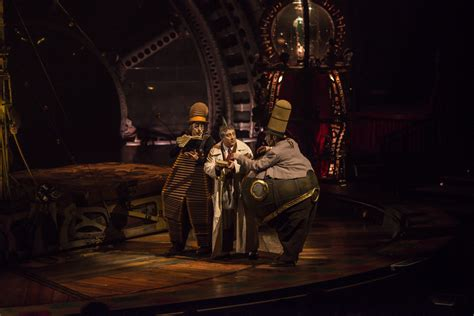 kurios cabinet of curiosities san francisco cirque is in town photos stark insider