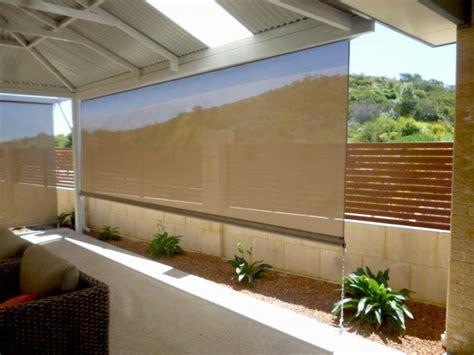 outdoor shade blinds photo australian outdoor living