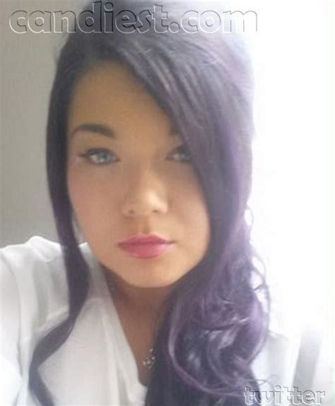 amber from teen moms haircolor amber portwood talks about temptation to use drugs