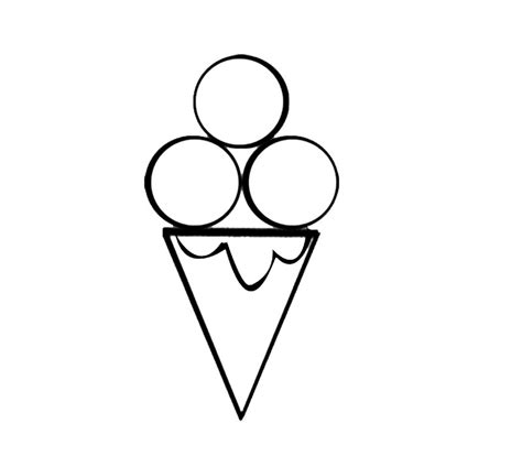 imágenes para dibujar helados dibujos de helados para imprimir imagui