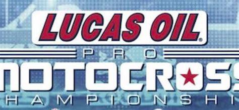 lucas pro motocross schedule 2016 lucas pro motocross schedule direct motocross