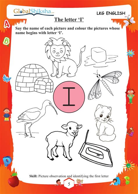 free printable english worksheets for lkg 100 english worksheets for lkg cbse the 25 best lkg