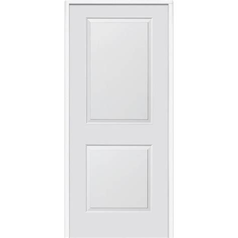 Garage Interior Door Mmi Door 33 5 In X 81 75 In Primed Cambridge Smooth Surface Solid 20 Min