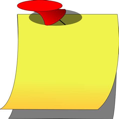 postit 2 clip at clker vector clip royalty free domain