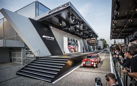 Wallpaper Home Interior 2015 mercedes amg gt debut in affalterbach 1