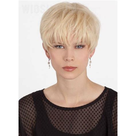 short hair with wispy front and sides short haircuts with wispy bangs images