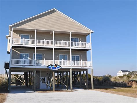 North Topsail Beach Vacation Rental Vrbo 561520 8 Br Topsail Rental Houses