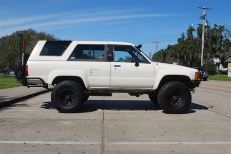 Jeep Bronco 1989 Toyota 4runner 1st Not Landcruiser Fj40 Jeep