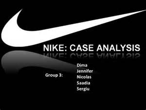 Nike Powerpoint Template by Nike Ethics