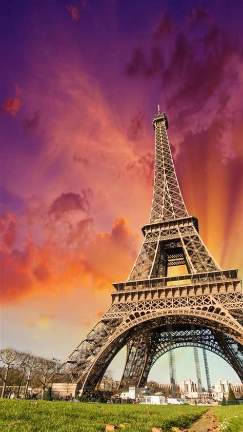wallpaper eiffel tower paris france tourism travel