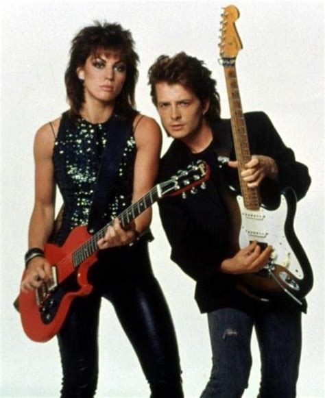 michael j fox and joan jett movie 162 best images about tribute to michael j fox on