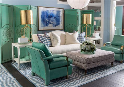 cr hill design group llc tobi fairley interior design high point furniture
