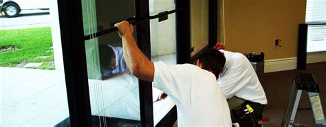 window repair replacement glass commercial