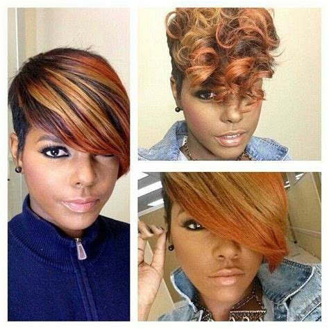 rodded bob hairstyles 305 best a splash of color afro hair images on pinterest