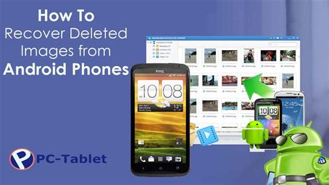 how to retrieve deleted from android phone how to recover deleted photos from android smartphone