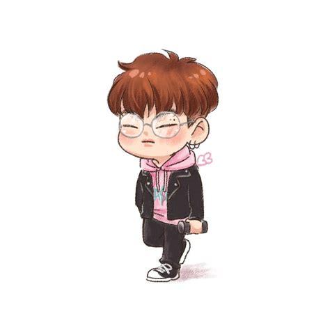 Mug Kpop Junior Chibi pin by nu nu on jaebumie got7 and kpop