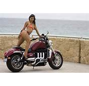 Girls On Motorcycles  Pics And Comments Page 85 Triumph Forum