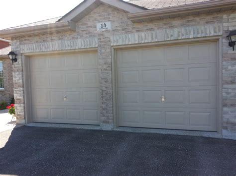 Painting Garage Door Exterior Garage Door Painting Barrie Artisticapainting